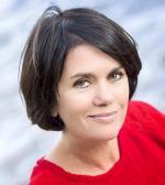 Forfatter Anne-Britt Harsem