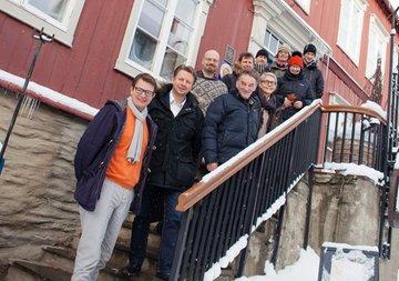 Rørosmuseet, Røros kimmune, Norsk Kulturminnefond