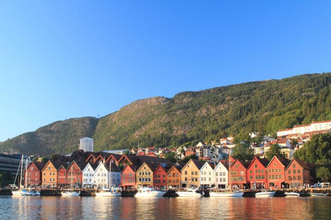 fra Bergen